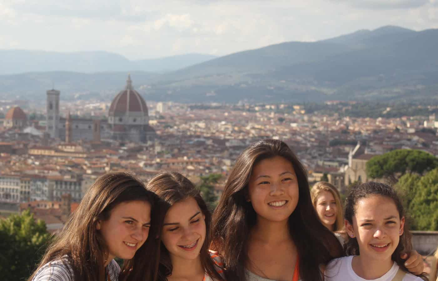 Summer programs in Italy for high school students
