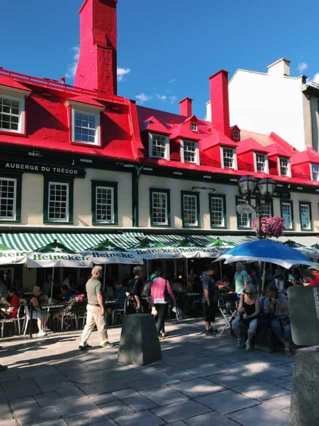 Québec Markets
