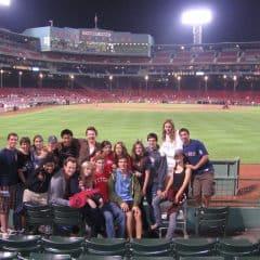 Summer camp boston