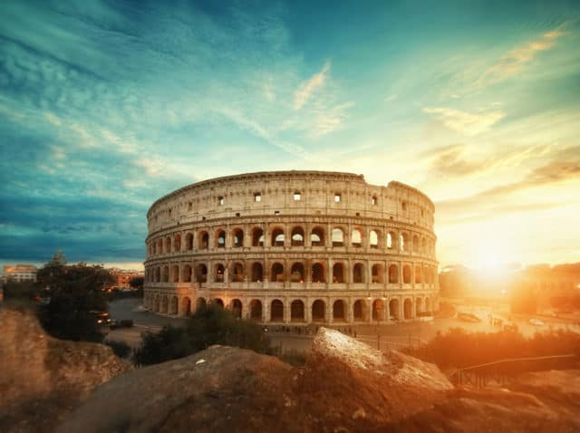 <p>Optional Travel Extension<br /> <strong>Rome</strong></p>